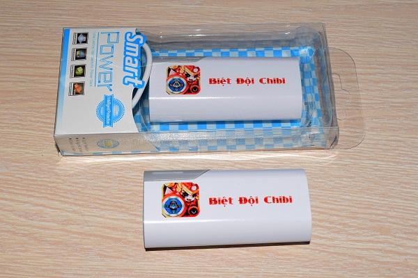Hộp Miễn Phí dành cho pin sạc dự phòng PDV 005